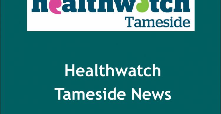 Healthwatch Tameside newsletter image