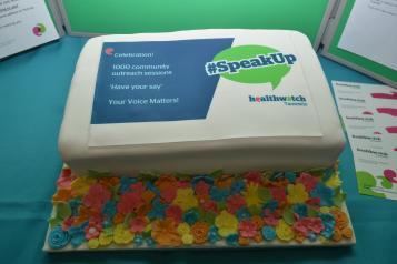 Image of celebration cake