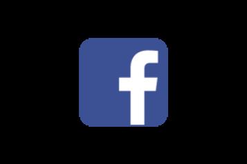 Image of Facebook logo