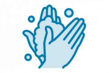 Picture of handwashing