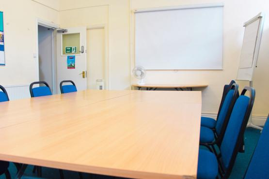 Image of boardroom