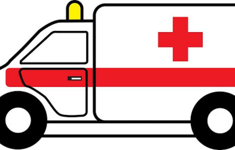 Image of ambulance